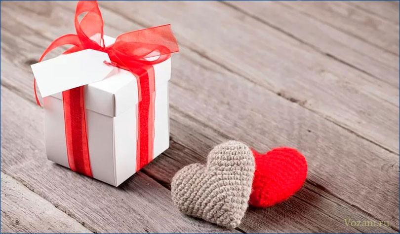 Подарки на день Святого Валентина - Миллион Подарков 13
