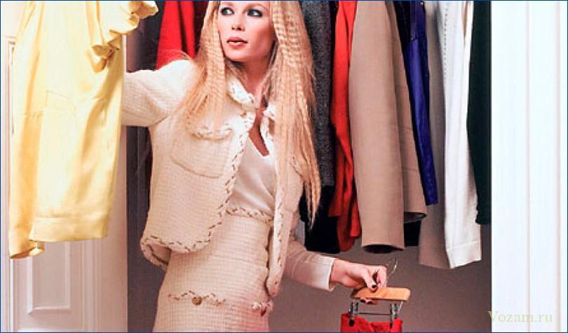 Ее модным в женском гардеробе