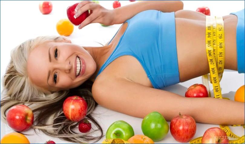 Как худеют модели диеты